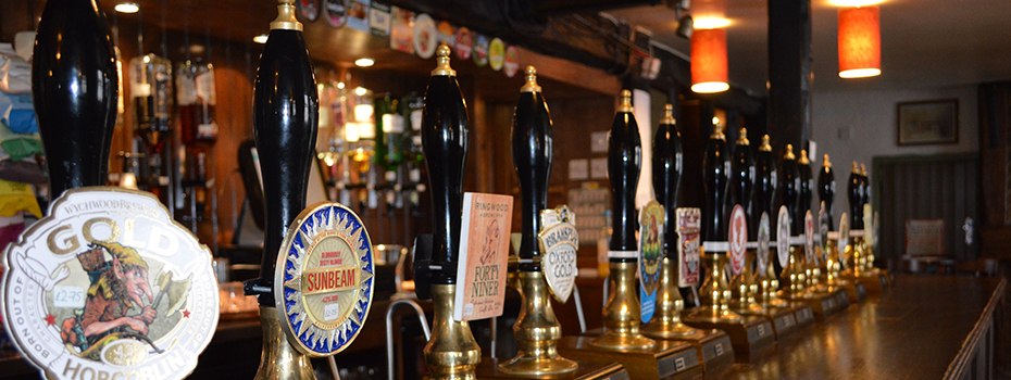 real ales, fruit wines and ciders